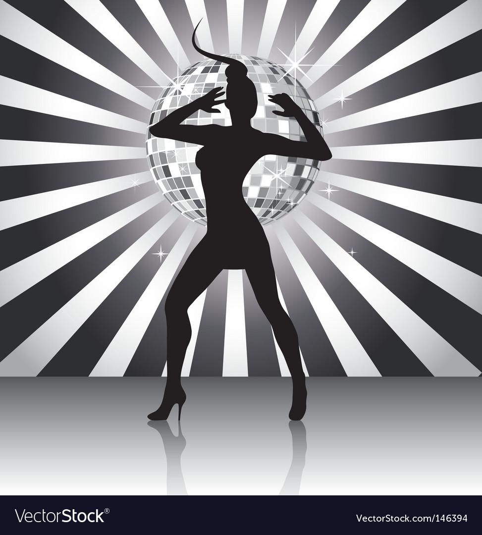 Disco queen vector | Price: 1 Credit (USD $1)
