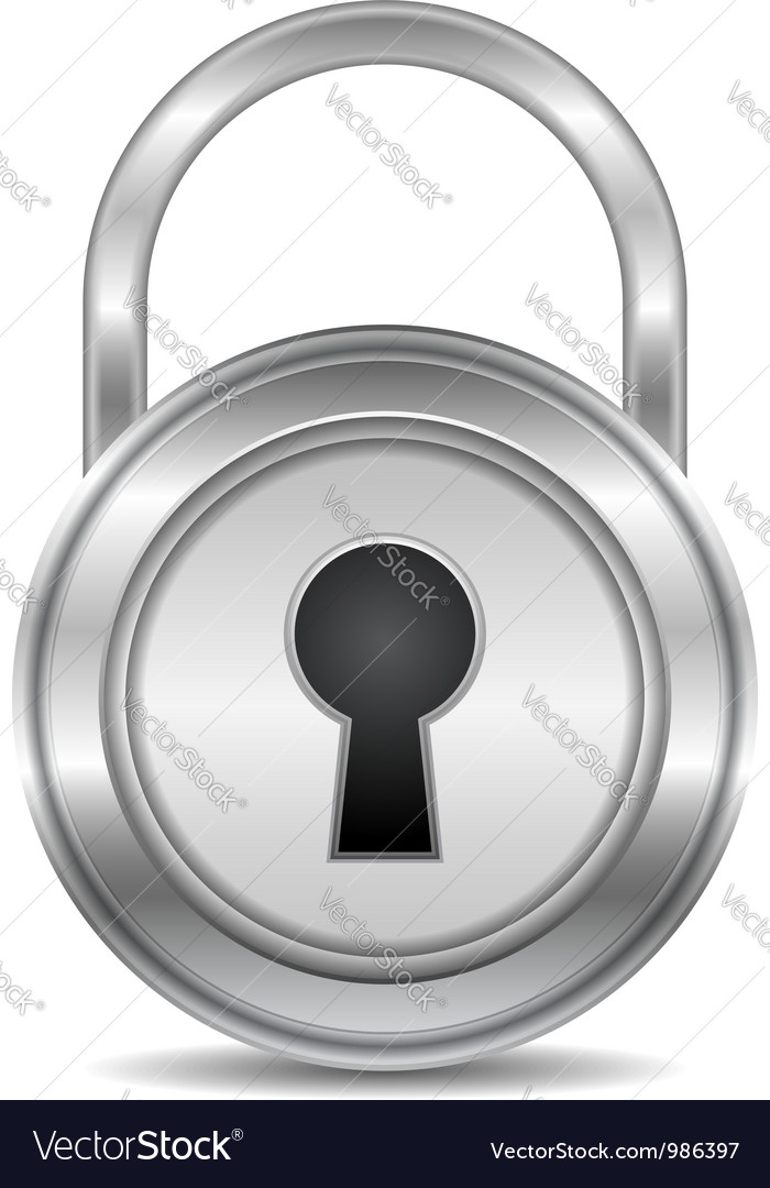 Lock vector | Price: 1 Credit (USD $1)
