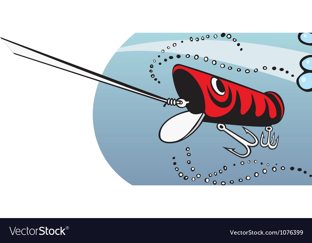Bad azz fish 2 vector | Price: 3 Credit (USD $3)