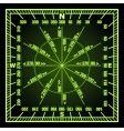 Navigation grid vector