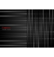 Dark stripes abstract background vector