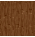 Seamless wood panel wall texture vector