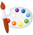 Paintbrush vector