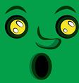 Comic expressions vector