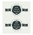 Icons vintage style vector