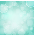 Abstract aqua background vector