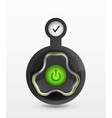 Power button - icon vector