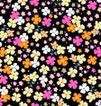 Cutie seamless floral vector
