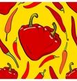 Pepper heart seamless vector