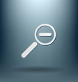 Magnifier reduction vector