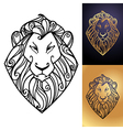 Lion perfect vector
