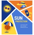 Sun protection vector