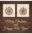 Christmas card 3 vector