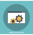 Website optimization vector