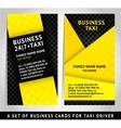 Card design - business card template vector