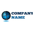 Idea design logo company technology business vector