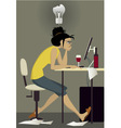 Writer block vector