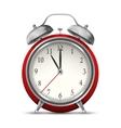 Alarm clock watch vector