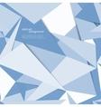 Origami background vector