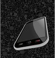 Iphone background vector