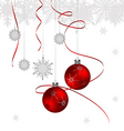 Winter cristmas background vector