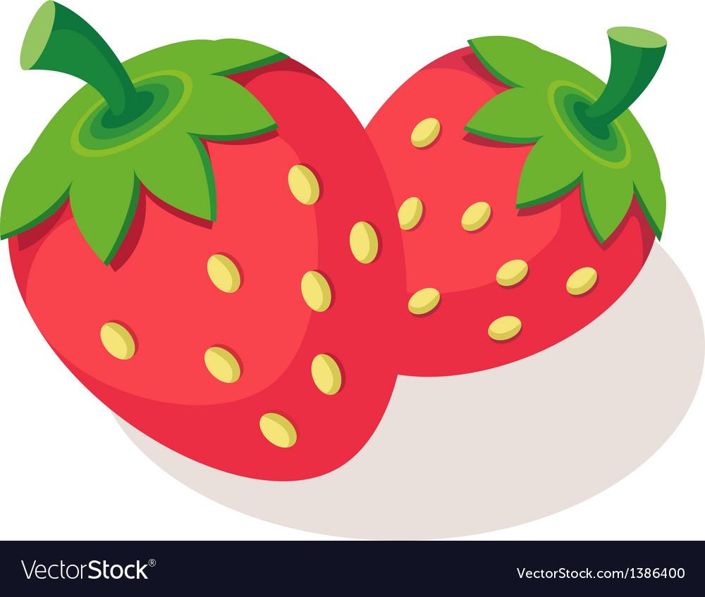 Icon fruit vector | Price: 1 Credit (USD $1)