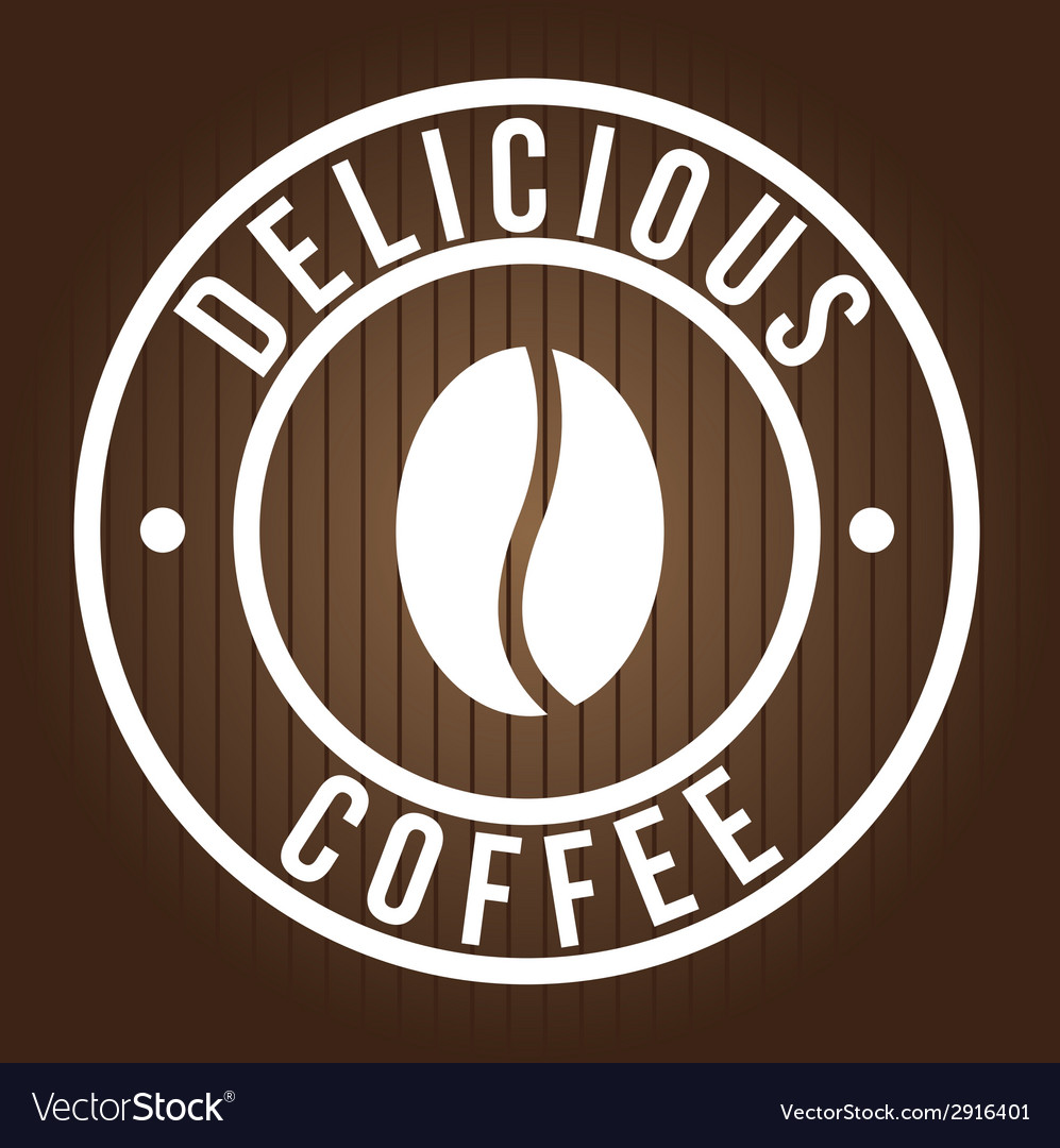 Coffee design vector | Price: 1 Credit (USD $1)