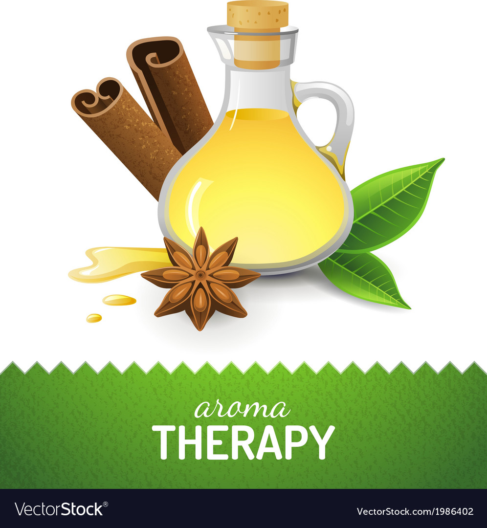 Aroma therapy vector | Price: 1 Credit (USD $1)