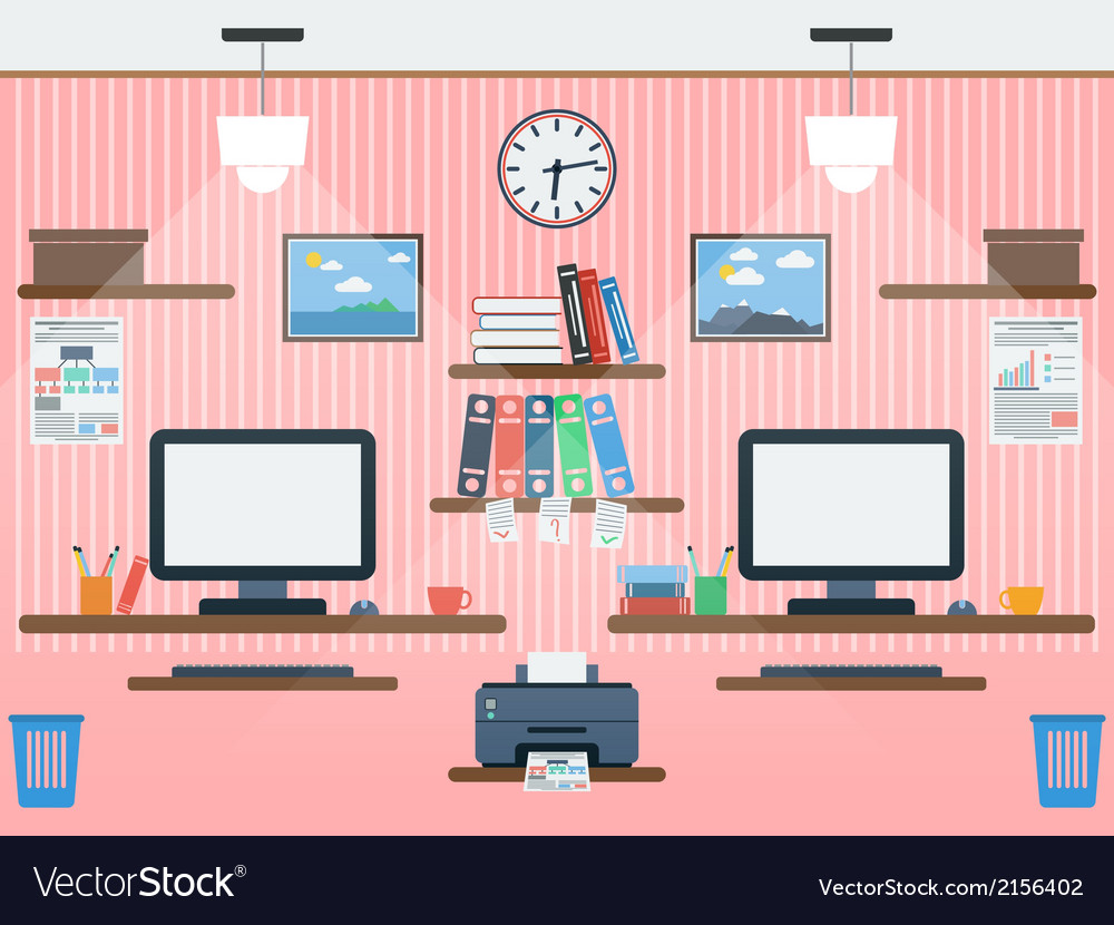 Common workspace vector | Price: 1 Credit (USD $1)