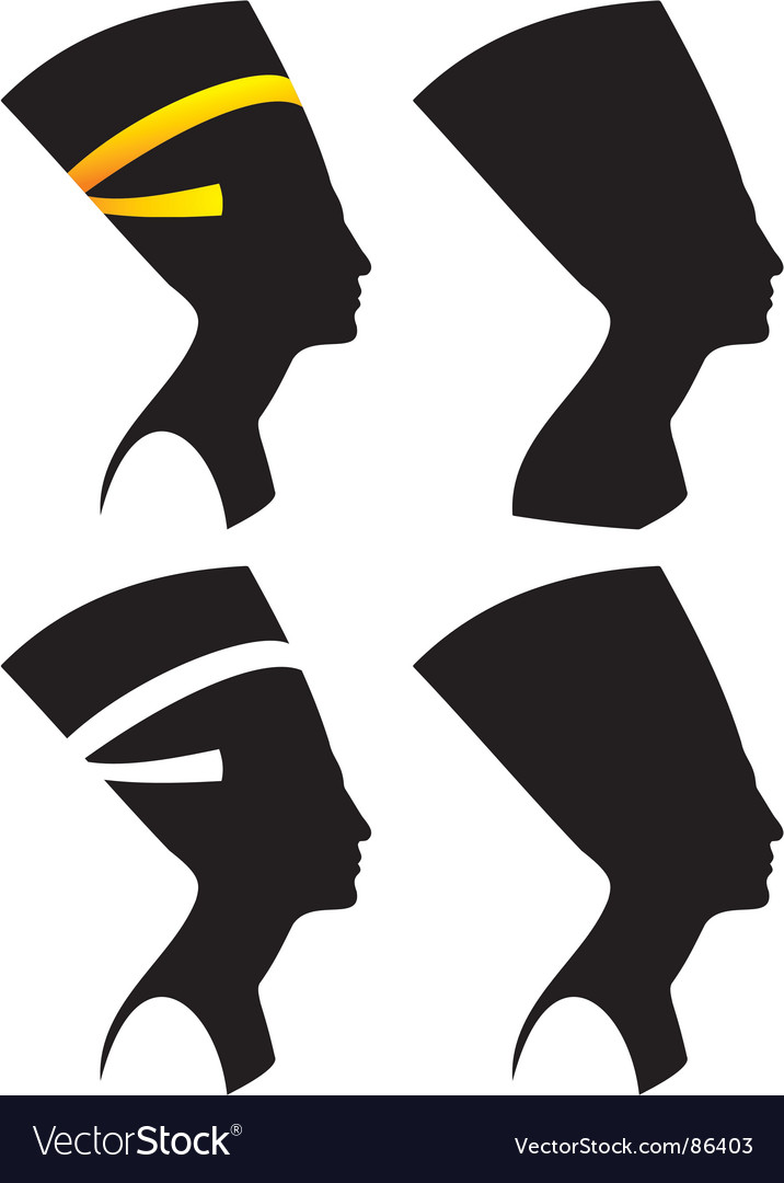 Silhouette head vector | Price: 1 Credit (USD $1)