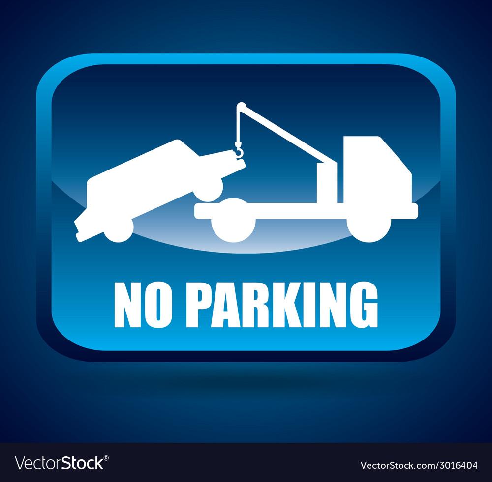 Parking design vector | Price: 1 Credit (USD $1)