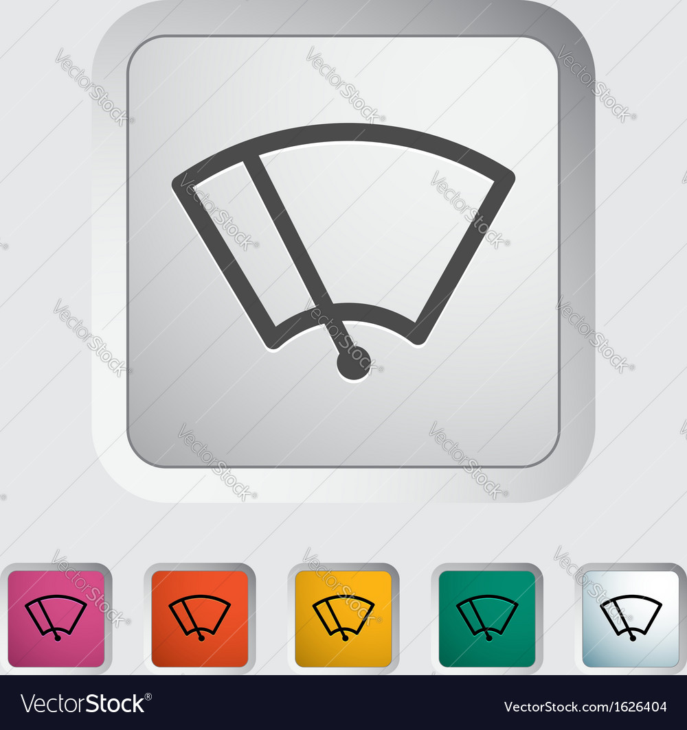 Windsield washer vector | Price: 1 Credit (USD $1)