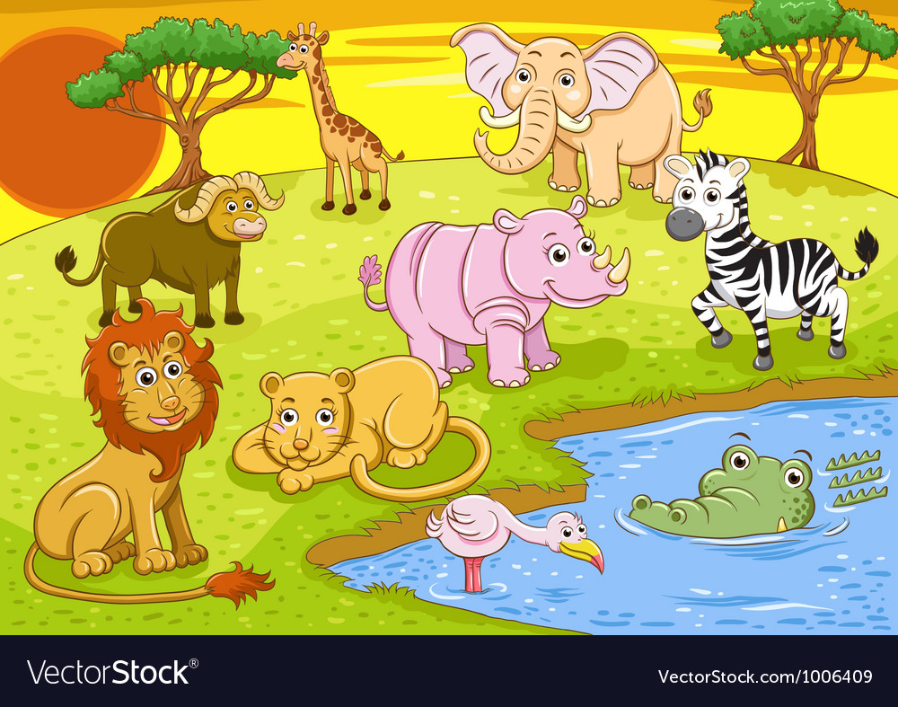 Animal vector | Price: 3 Credit (USD $3)