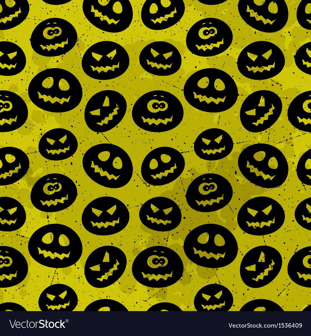 Halloween seamless pattern vector   Price: 1 Credit (USD $1)