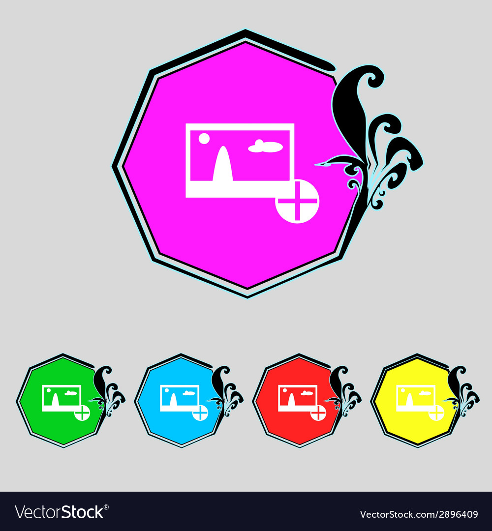Plus add file jpg sign icon download image file vector   Price: 1 Credit (USD $1)