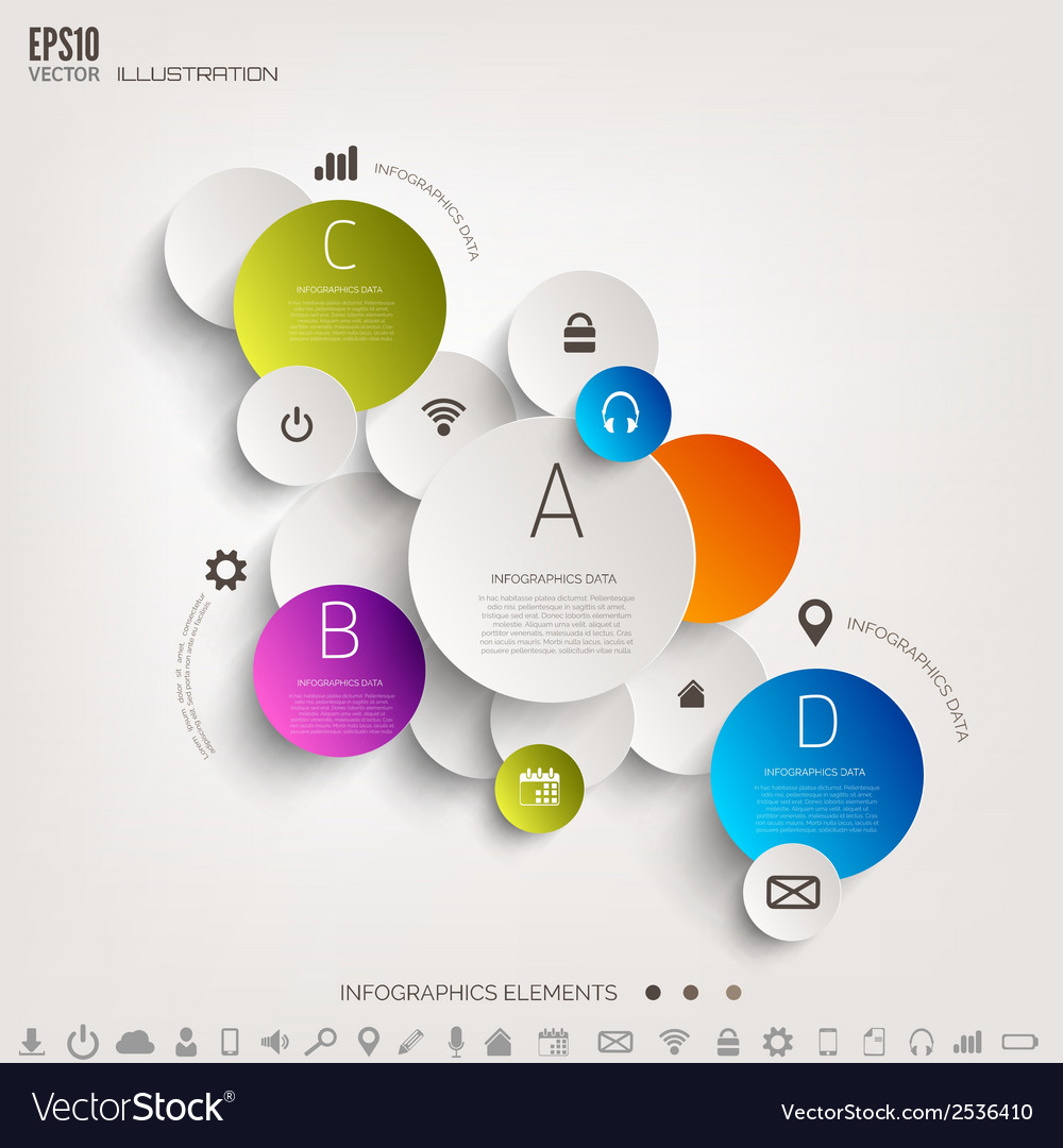 Cloud computing background with web icons social vector   Price: 1 Credit (USD $1)