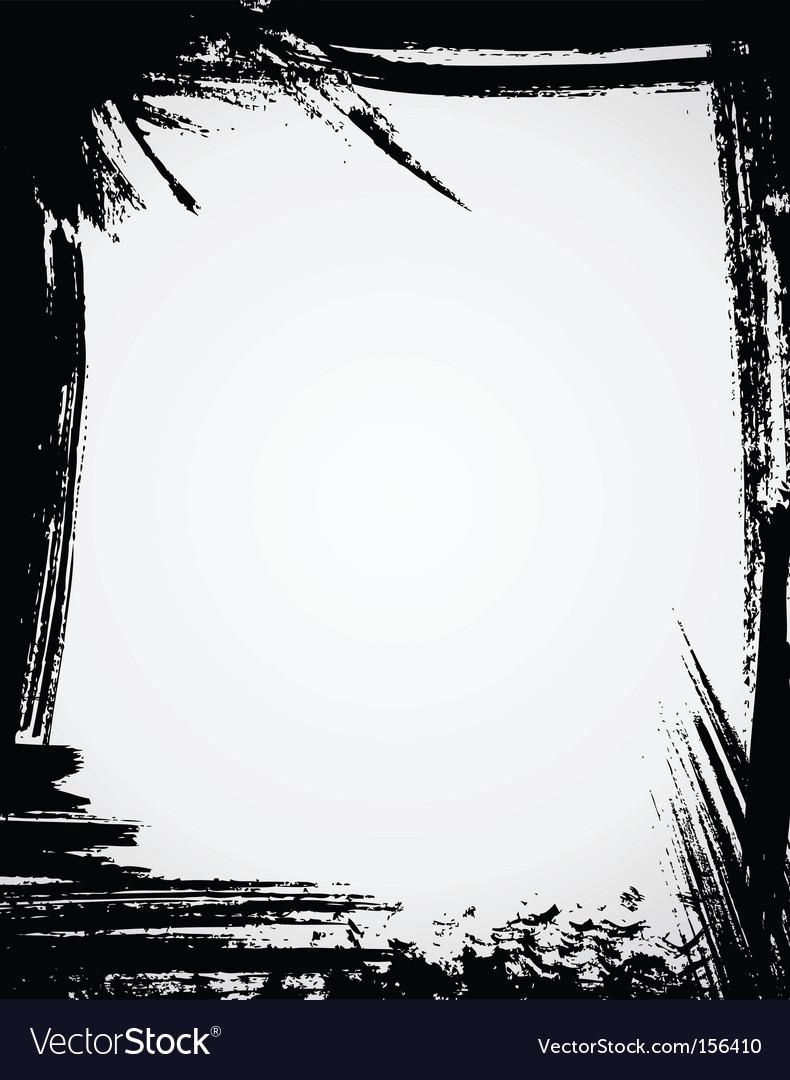 Grunge frame vector   Price: 1 Credit (USD $1)