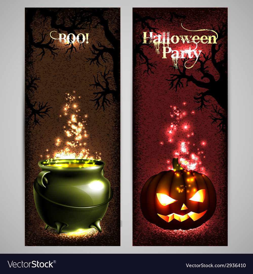 Halloween background vector | Price: 3 Credit (USD $3)