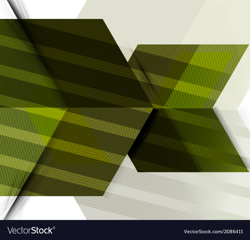 Abstract business geometric pattern vector | Price: 1 Credit (USD $1)