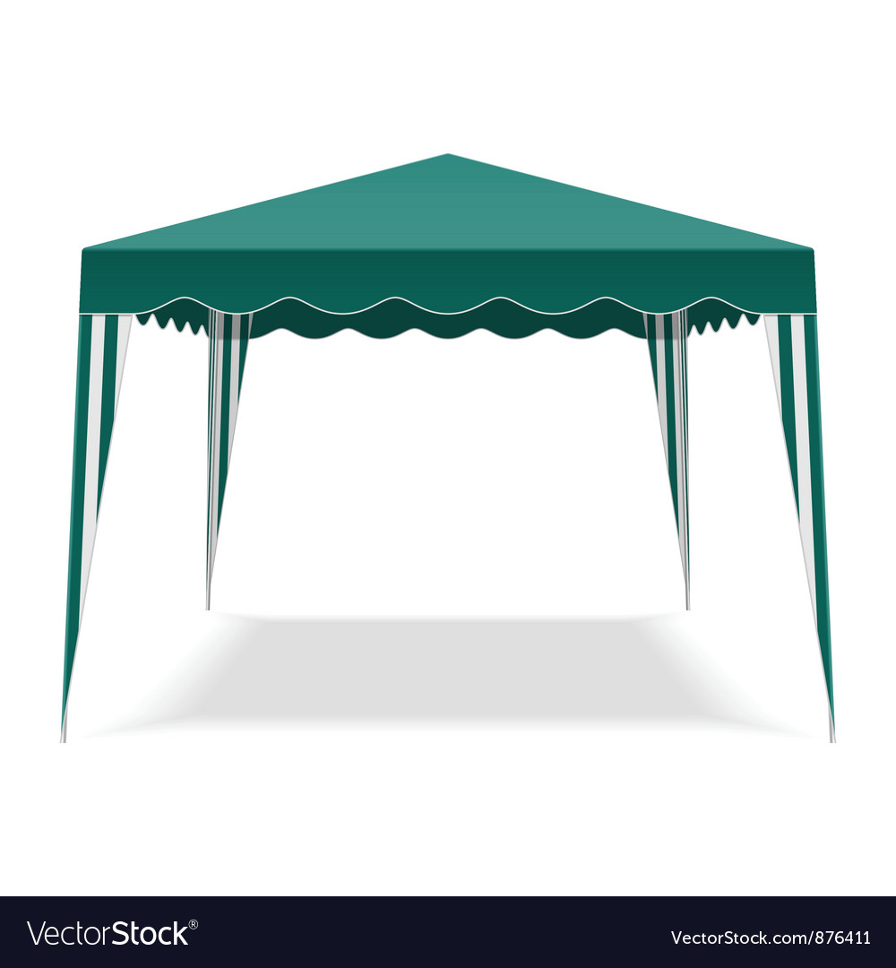 Pop up gazebo vector | Price: 3 Credit (USD $3)