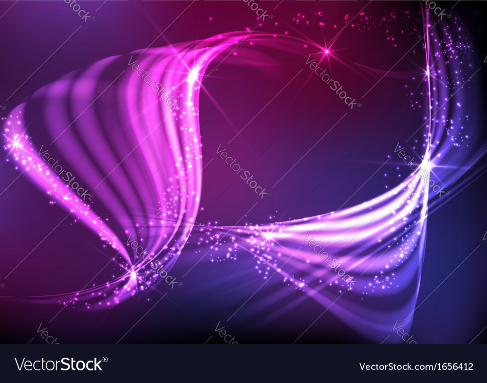 Abstract neon waves vector   Price: 1 Credit (USD $1)