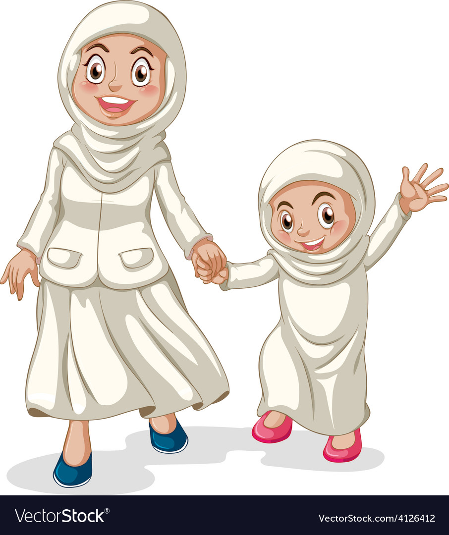 Muslim vector   Price: 1 Credit (USD $1)
