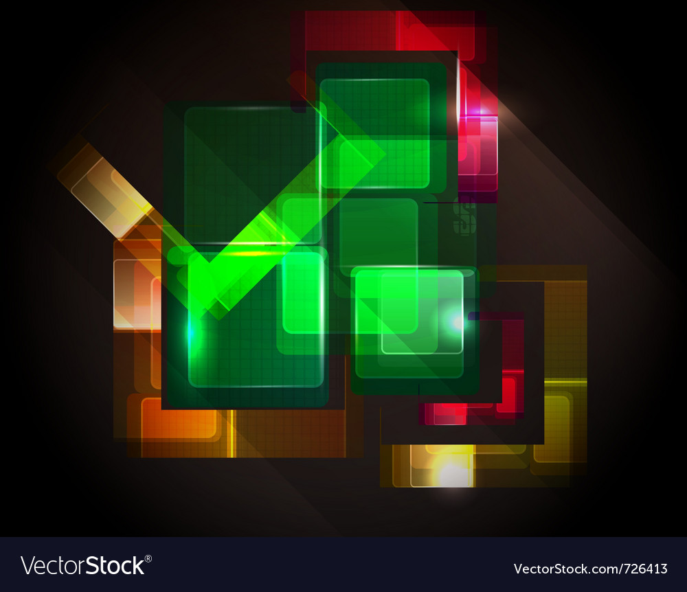 Geometric abstract background vector   Price: 1 Credit (USD $1)