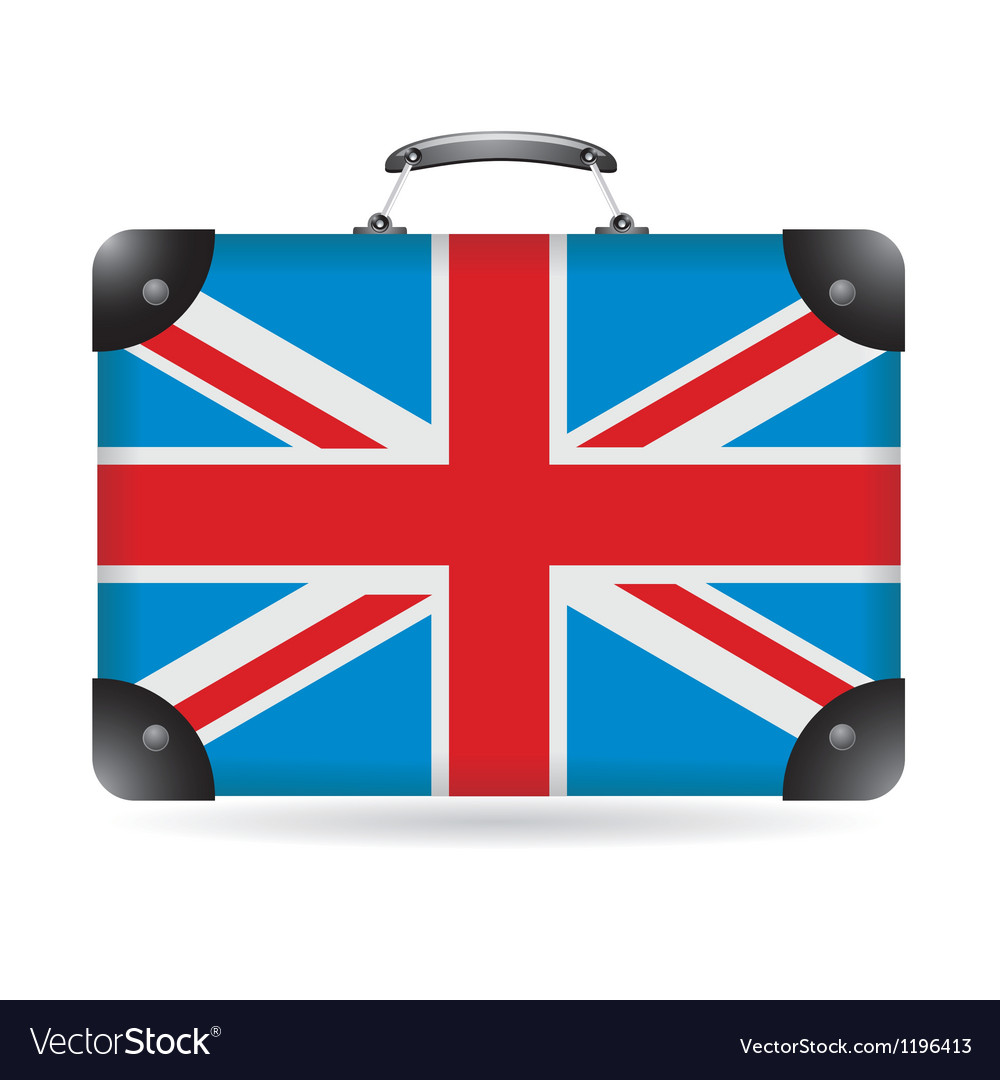 United kingdom flag vector | Price: 1 Credit (USD $1)
