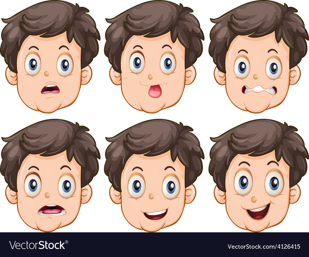 Faces vector   Price: 1 Credit (USD $1)