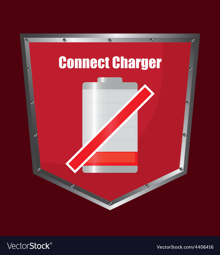 Battery concept vector | Price: 1 Credit (USD $1)