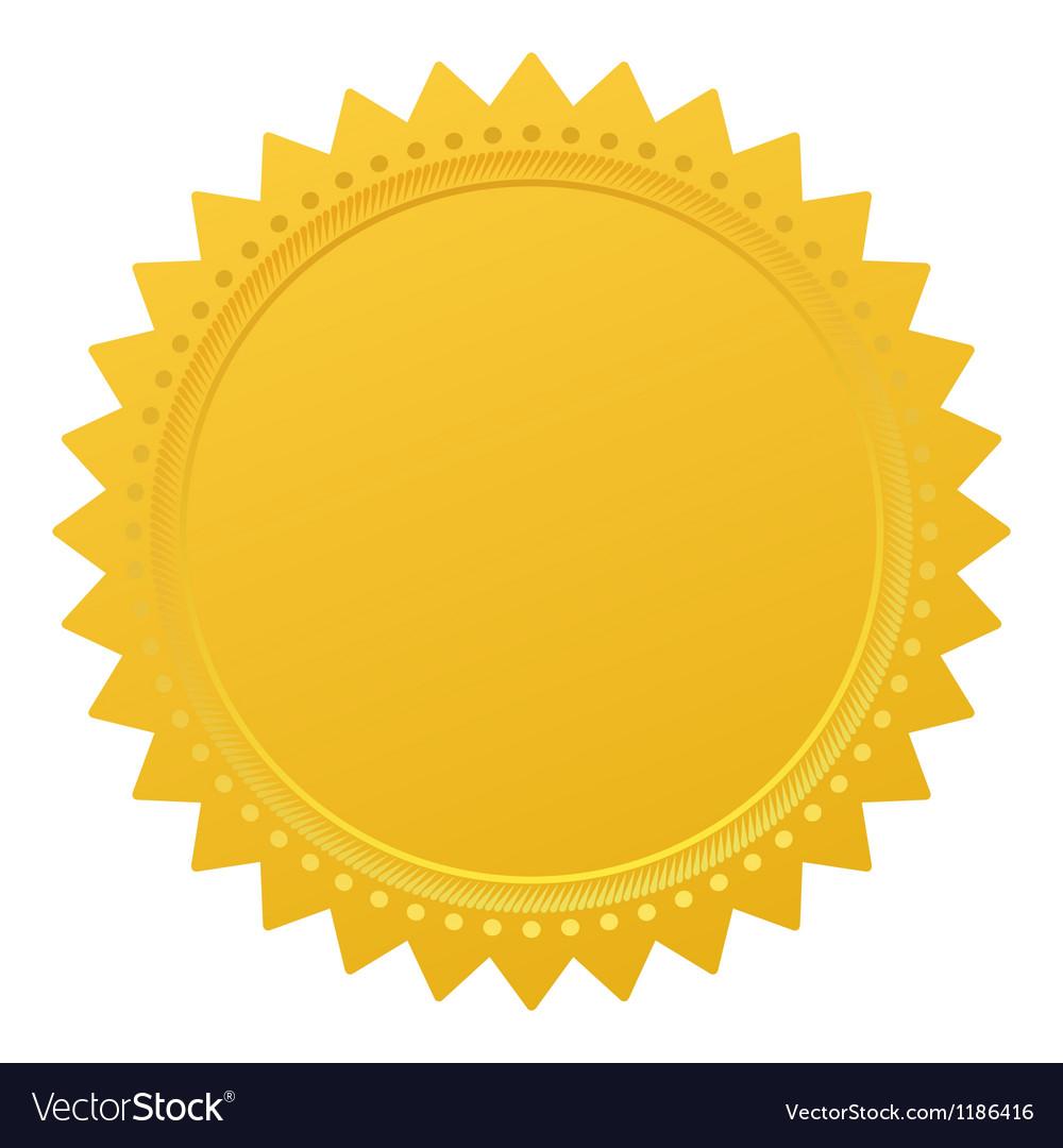 Blank guarantee vector   Price: 1 Credit (USD $1)