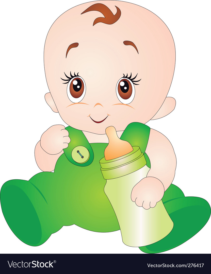 Baby vector | Price: 1 Credit (USD $1)