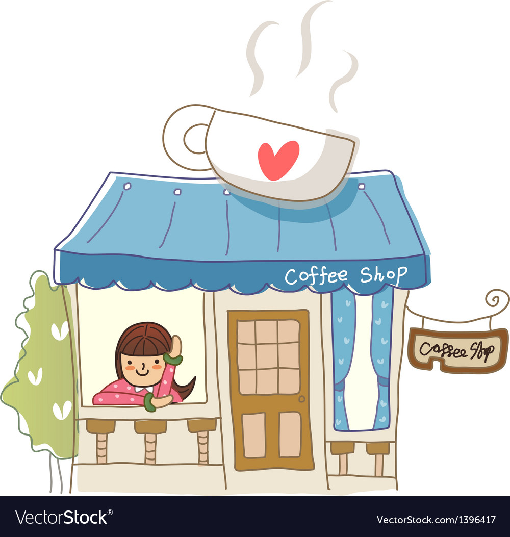 Cafe icon vector   Price: 1 Credit (USD $1)