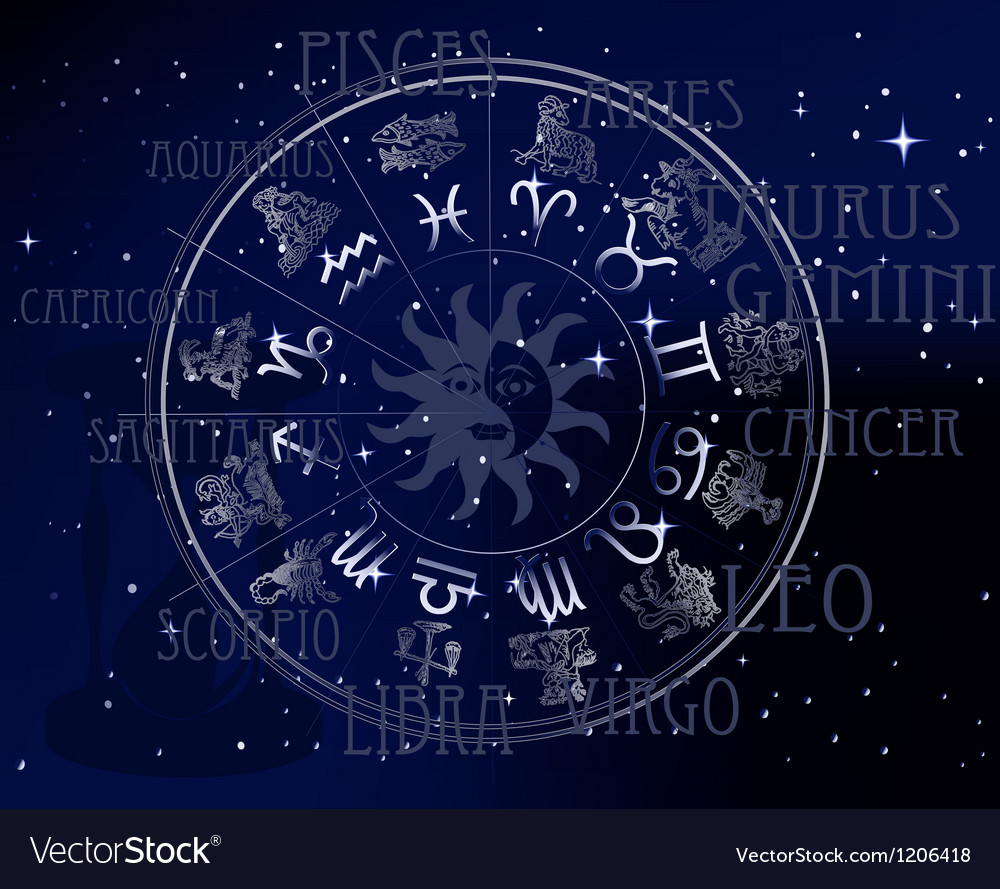 Horoscope vector | Price: 1 Credit (USD $1)